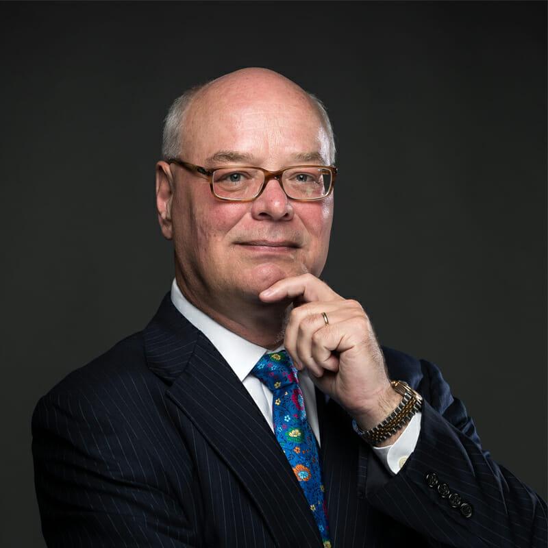 WesternU President Daniel Wilson